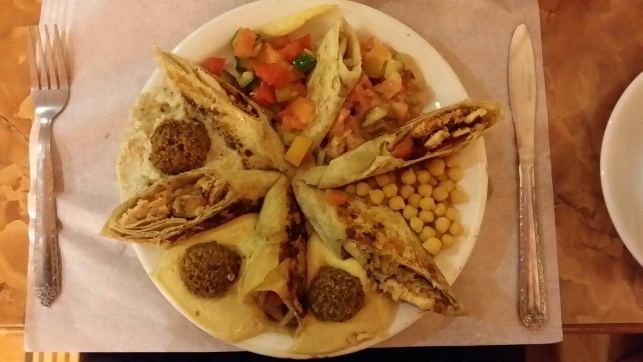 Arab Supreme Kebab