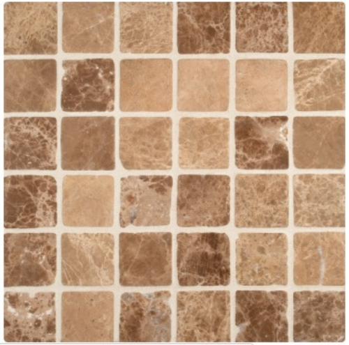Tumbled Marble by Marbelville LLC