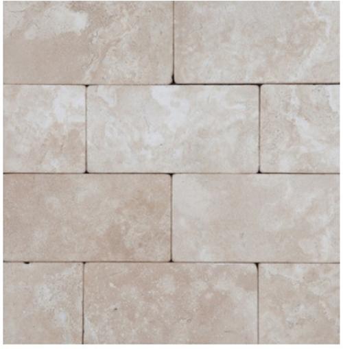 Tumbled Subway Tile by WallandTile
