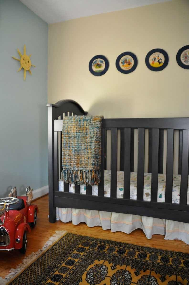 Nursery Design - Two busy first-time parents on the Main Line of Philadelphia faced with a huge number of nursery design decisions combined with the demands of working full time, fatigue and time limitations.
