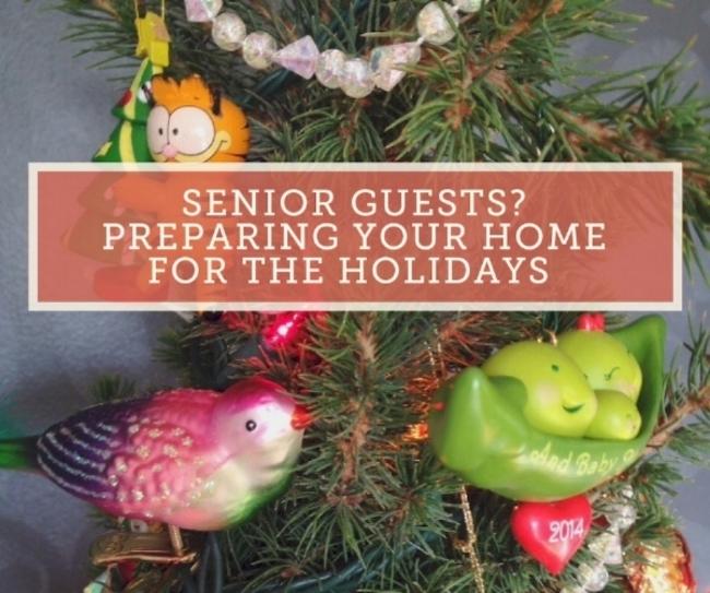 home for holidays senior guests Mainline Philadelphia