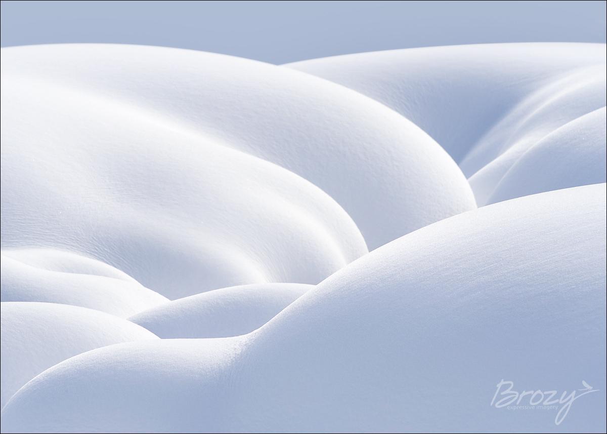 the sensuous snow