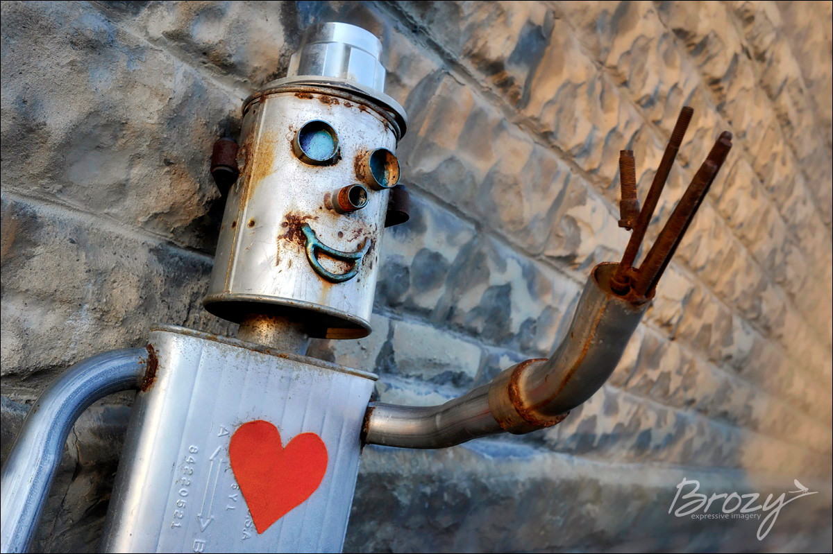 tin man HAS a heart