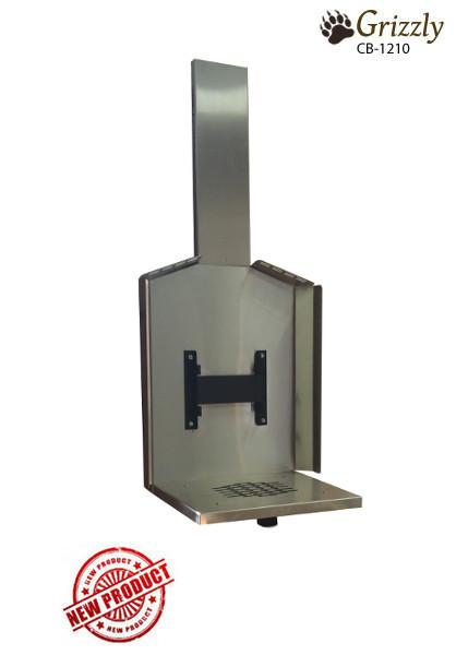 CB-2277-SS Stainless Steel Wall Mount with Fresh Air Intake
