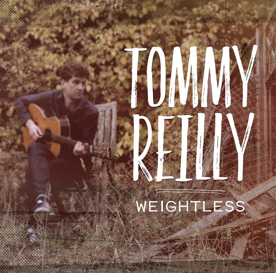 Tommy Reilly Weightless cover artwork .jpg