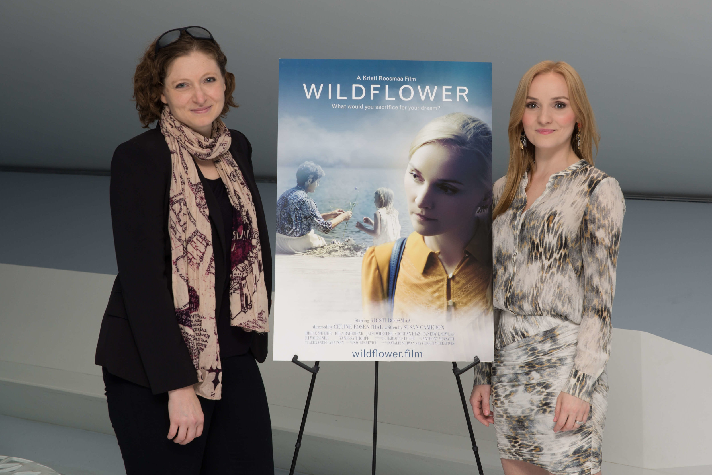 Wildflower is directed by Tony nominated producer and rising director Celine Rosenthal.
