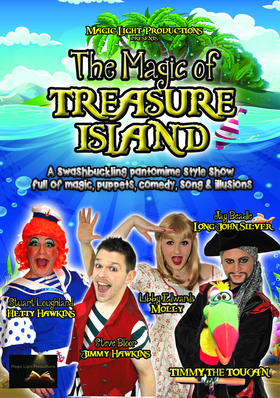 The Magic of Treasure Island