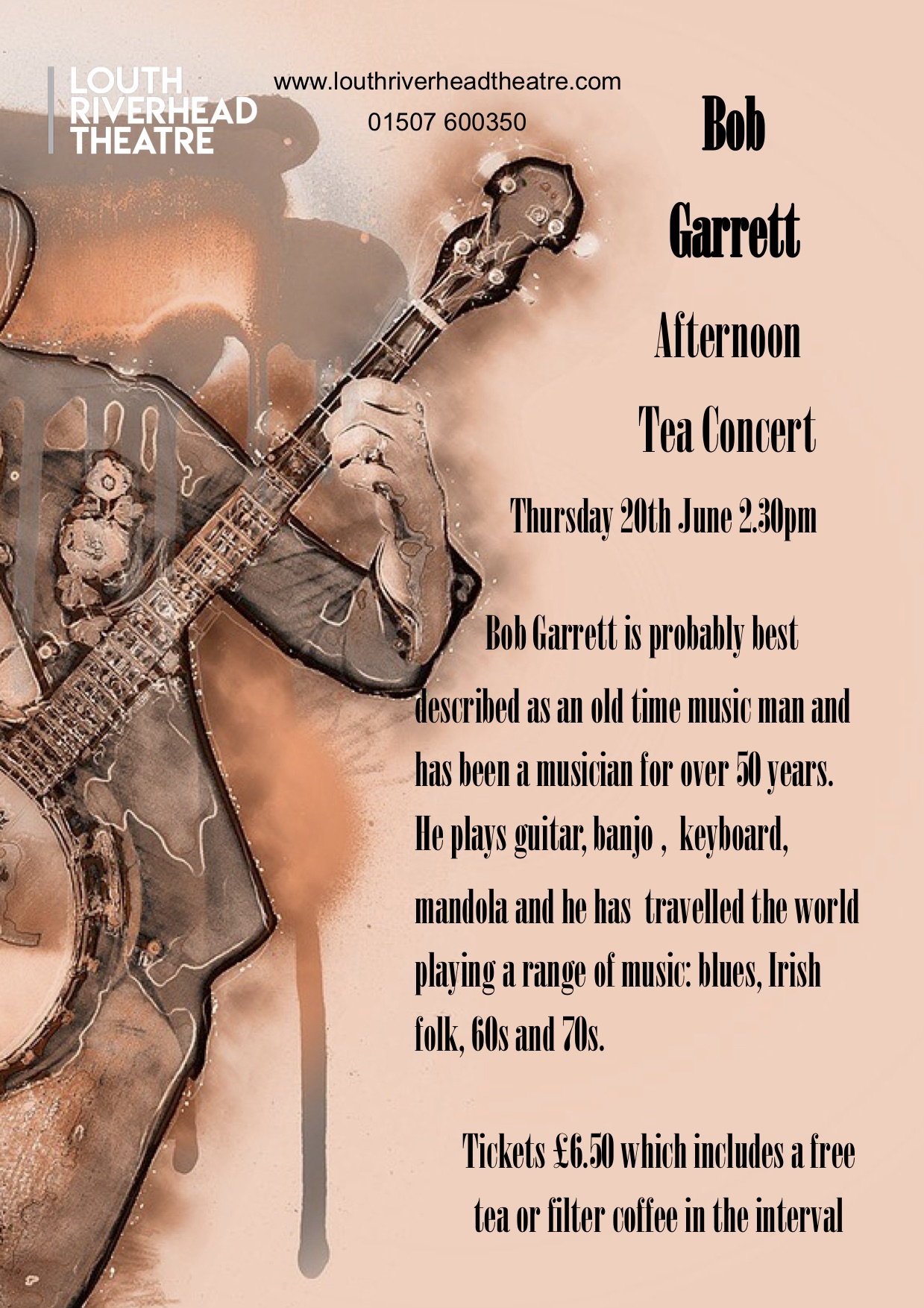 Bob Garrett Afternoon Tea Concert Poster.jpg