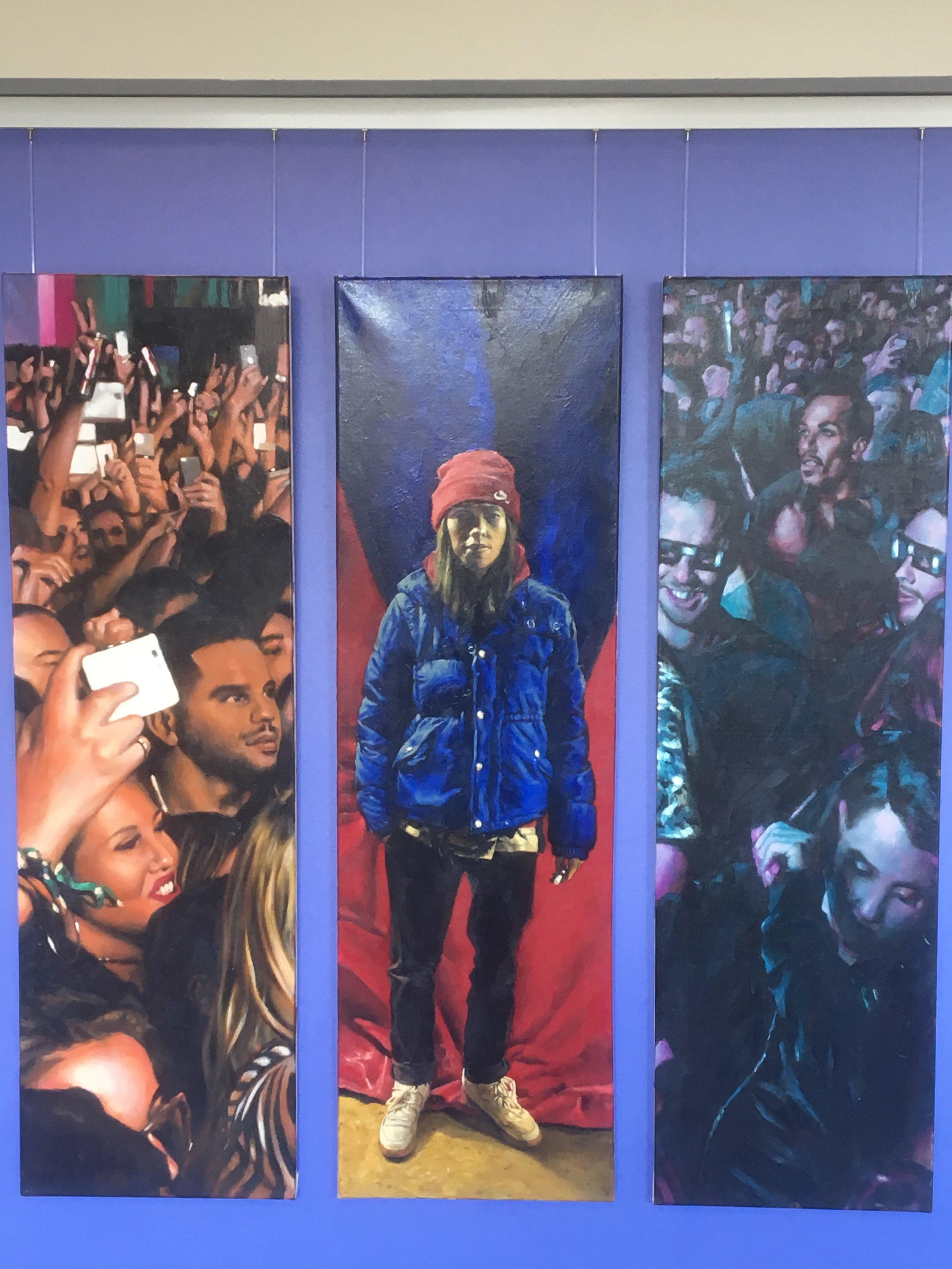 DJ - Triptych