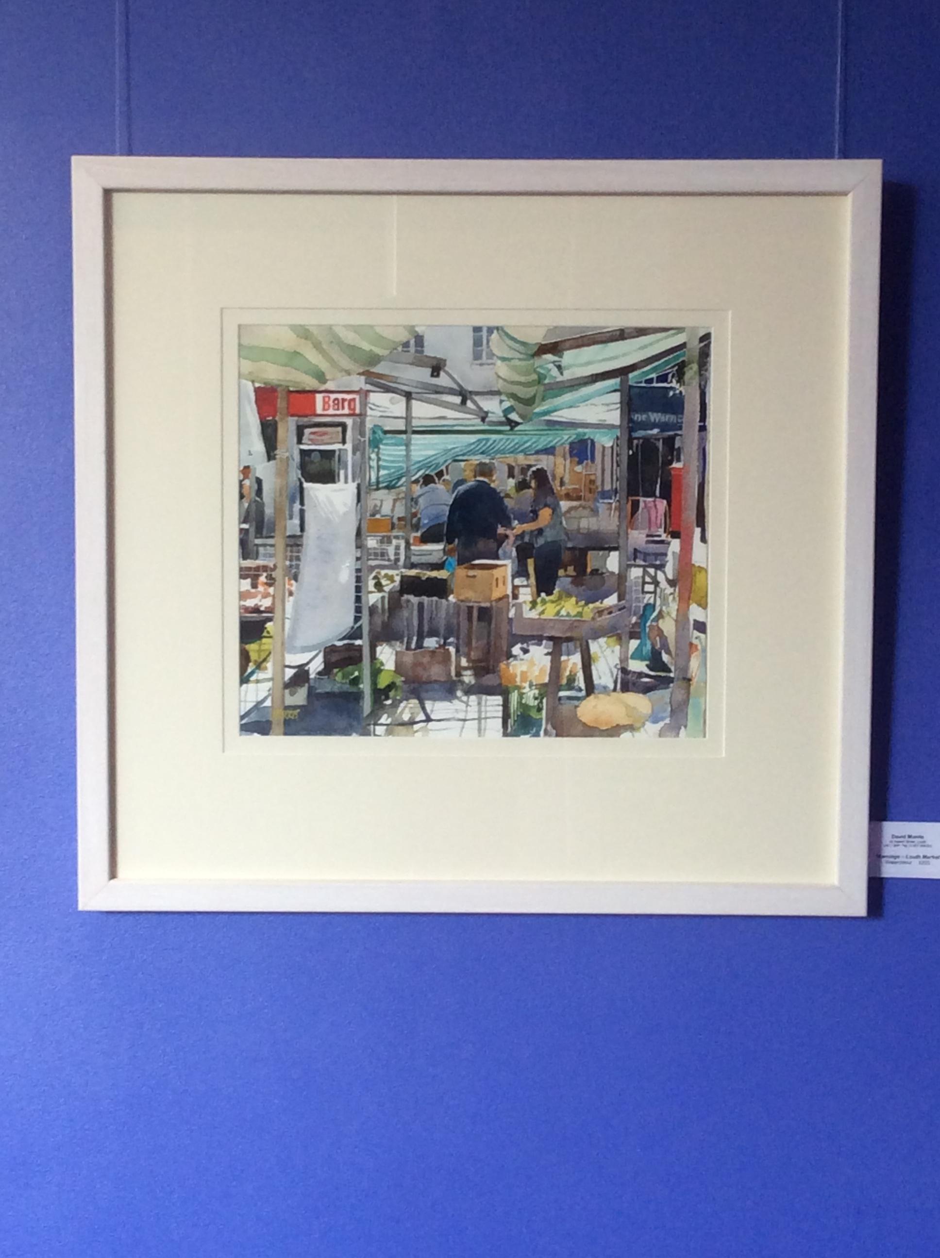 Awnings Louth Market - David Morris