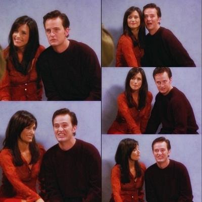 "Do you suffer from ""Chandler Bing Face""?"