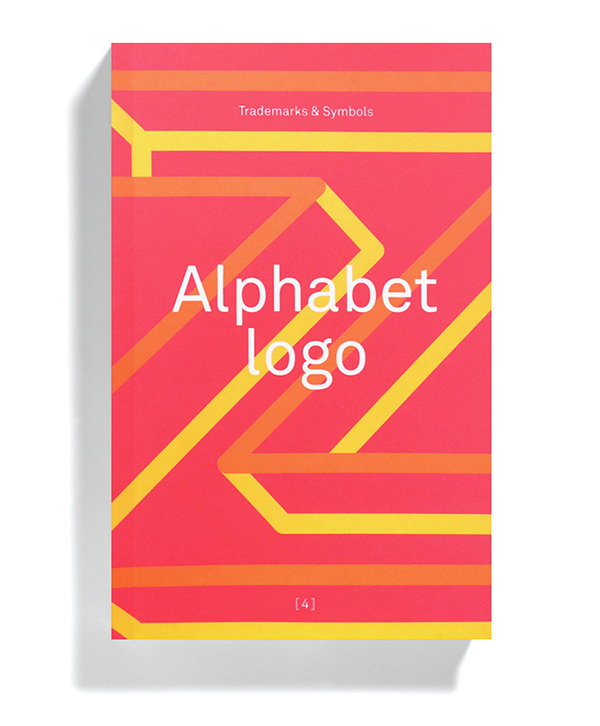 Group T design publish in Alphabet logo book from Counter Print