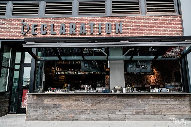 Restaurant logo design in Washington DC
