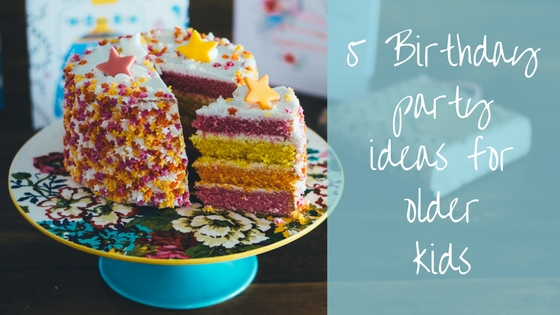 5 Birthday partyideas for older kids in Dundee.jpg