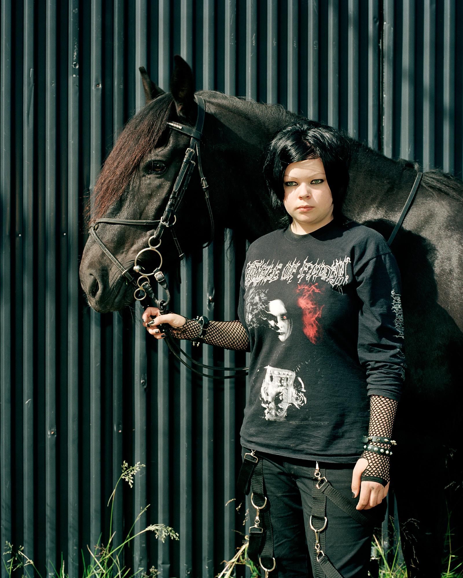 Veronica, 14 år, Jokkmokk