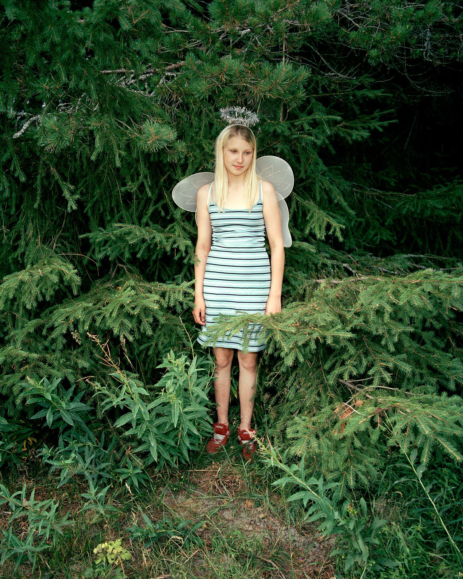 Nina, 15 år, Luleå