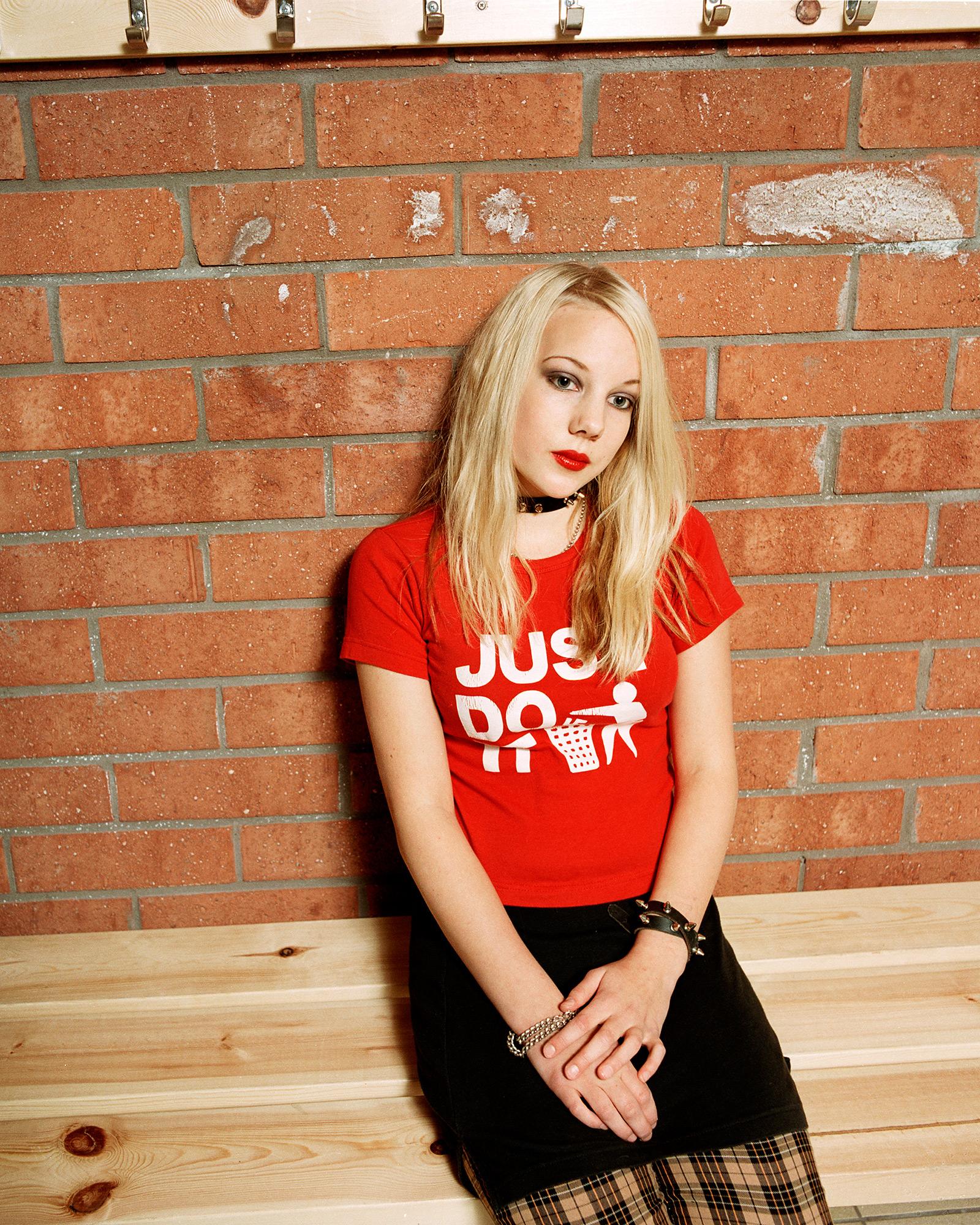 Ylva, 14 år, Luleå.