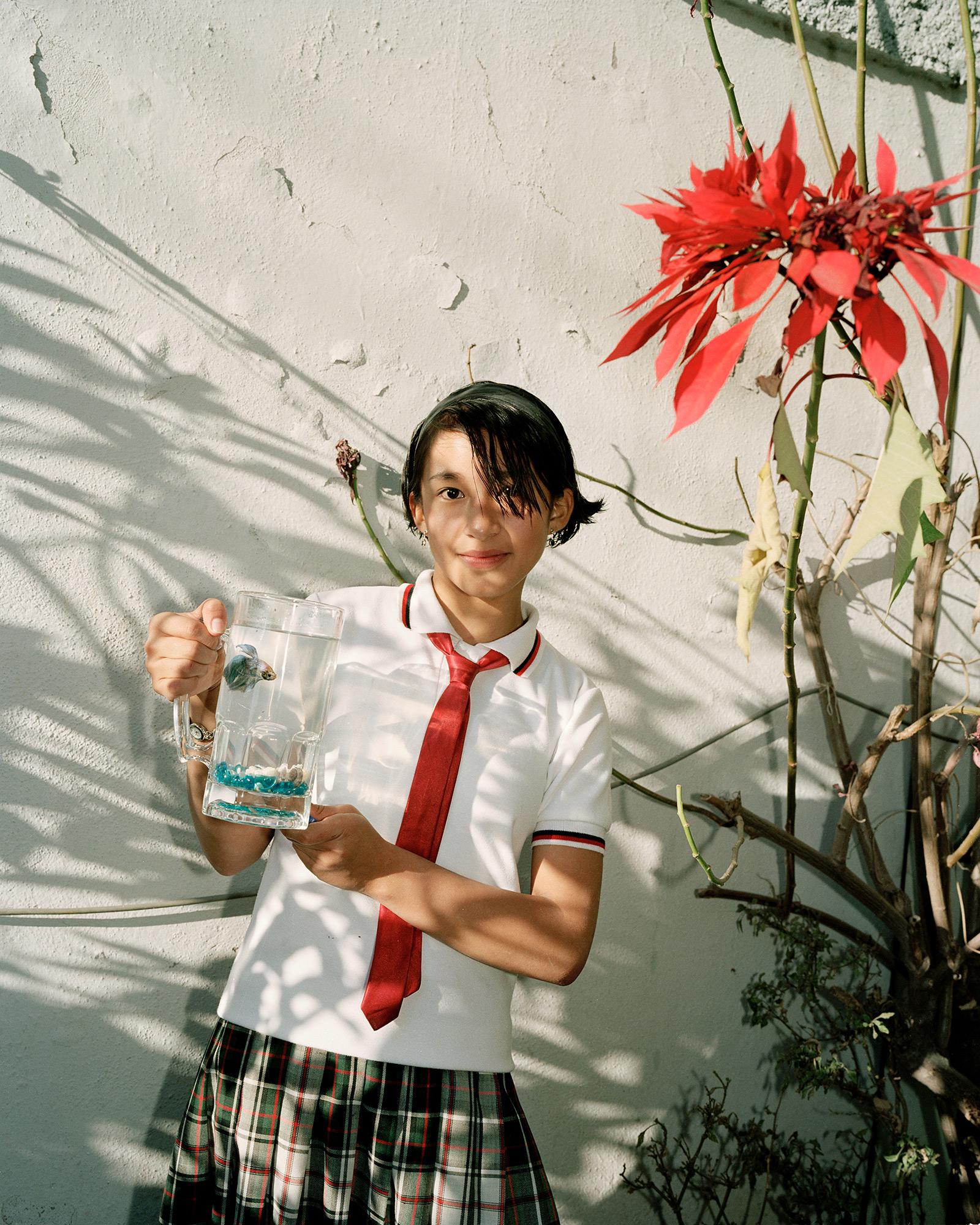 Vivian, 12 år, Querétaro, Mexico