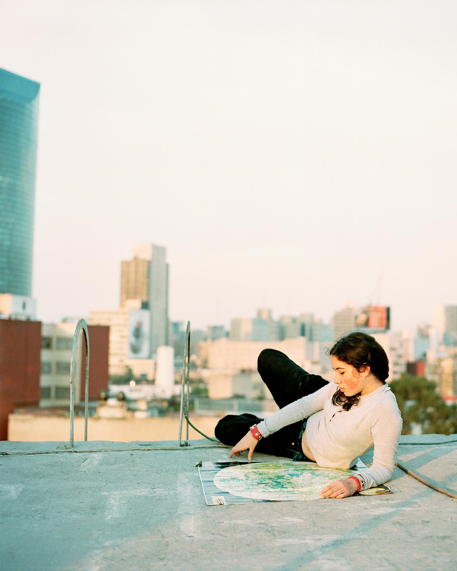 Camila, 15 år, Mexico City.