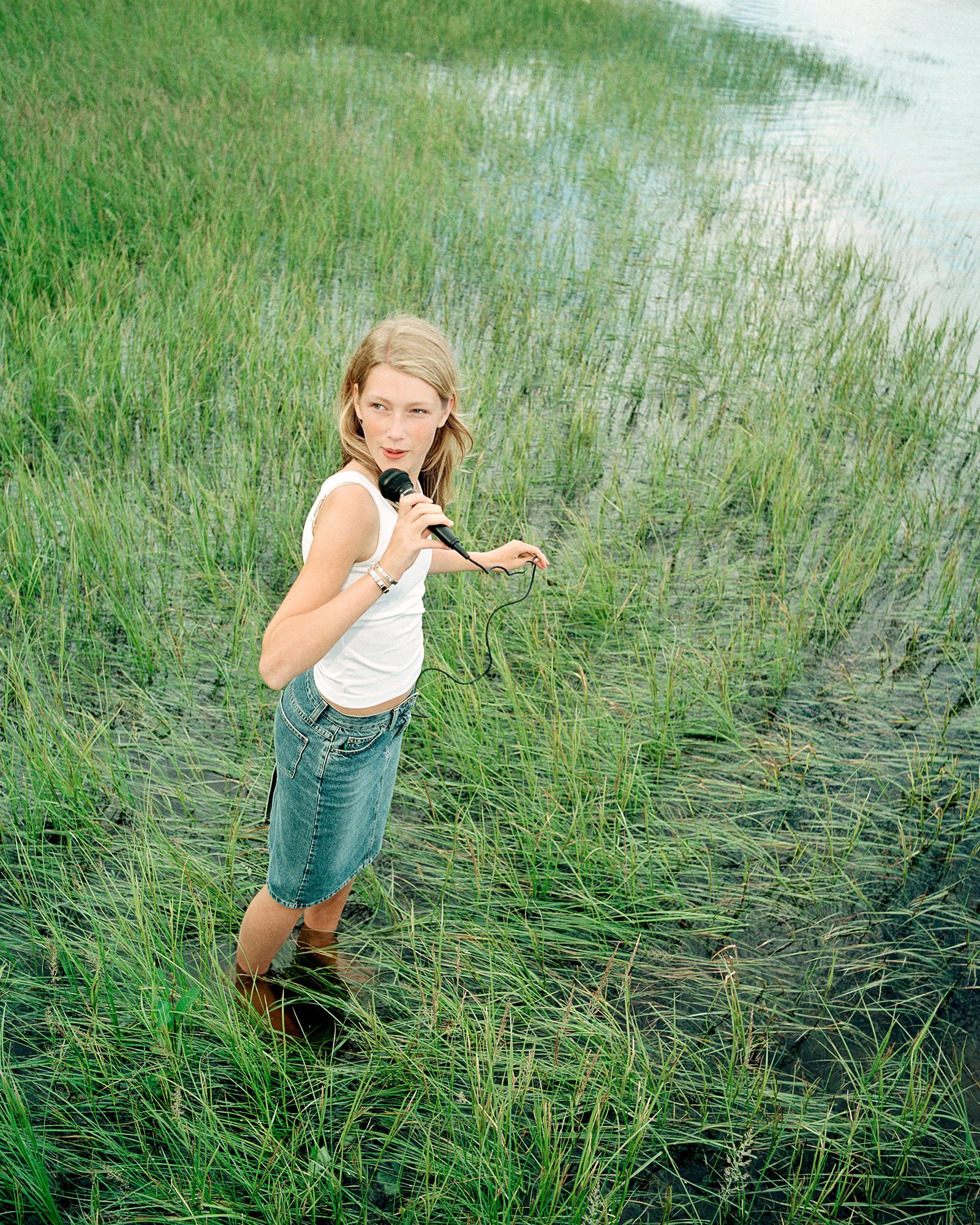 Agnes, 15 år, Luleå