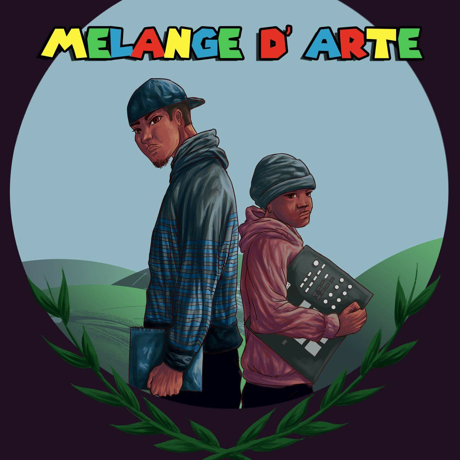 Melange D' Arte - Lashaun Love