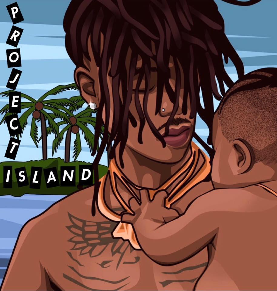 Project Island - Catchone Baldie