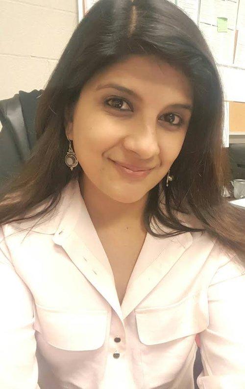 Sangeetha Menon   Spring Workshop 2018