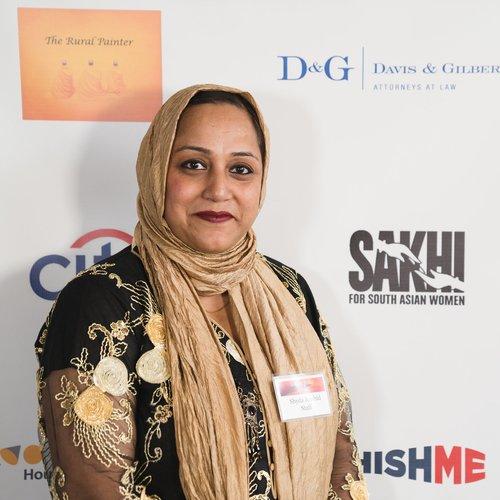 Shyda Rashid   Spring Workshop 2018