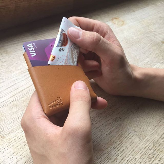 Only 24 hours left on our Kickstarter for these slim card wallets. Thanks so much for all the support. Make sure you don't miss out ordering yours for £5 off the post launch RRP.