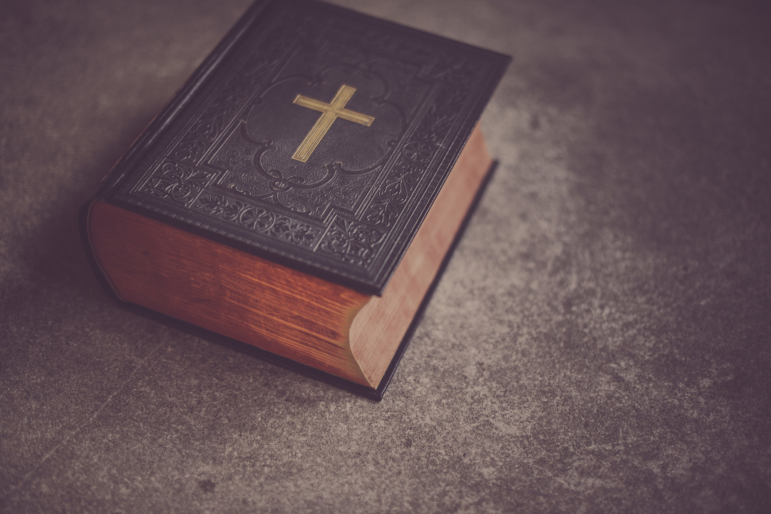 My Father's Bible -