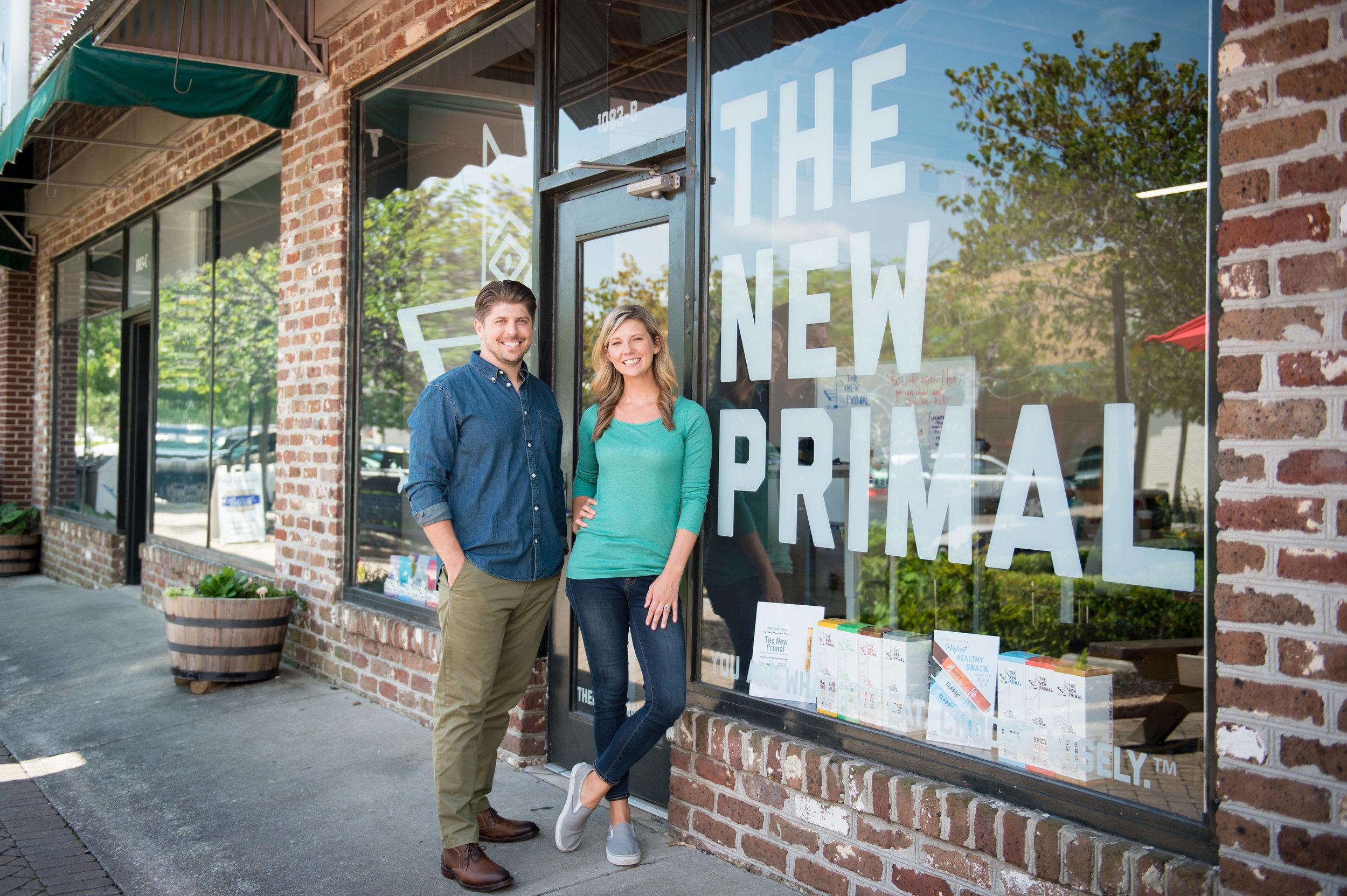 Melissa Miller & Jason Burke of The New Primal