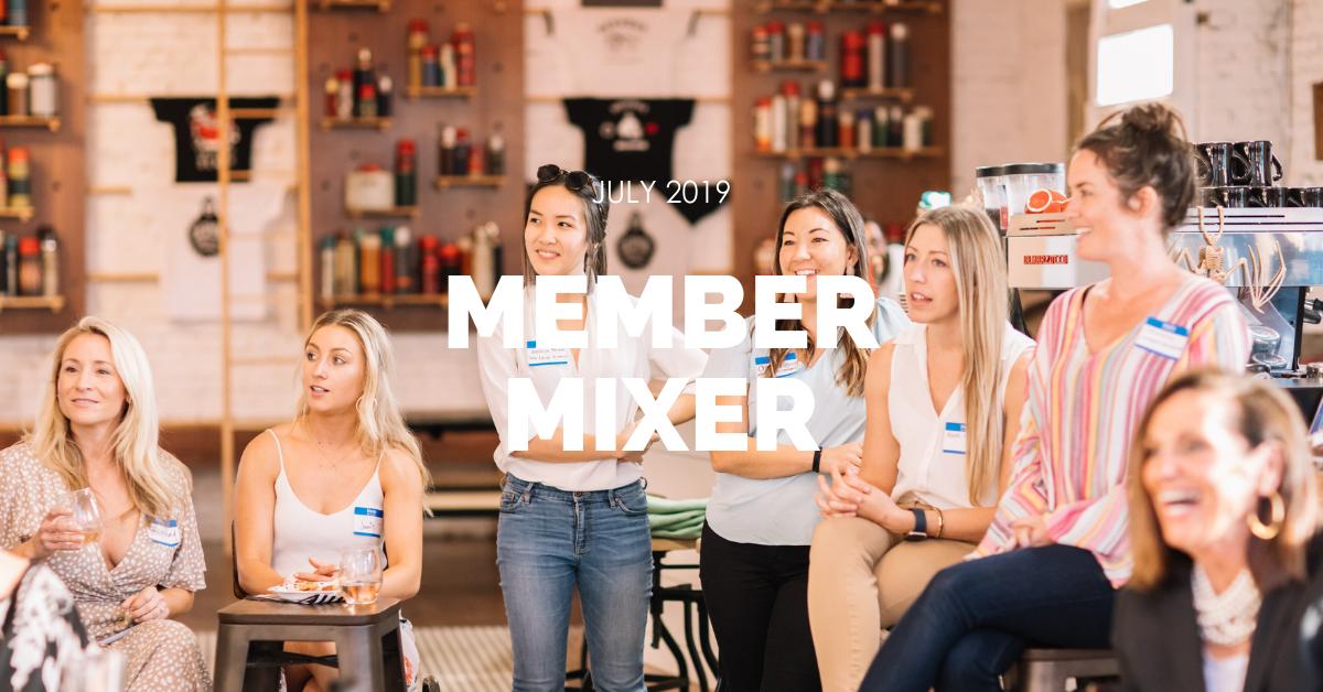 July Member Mixer