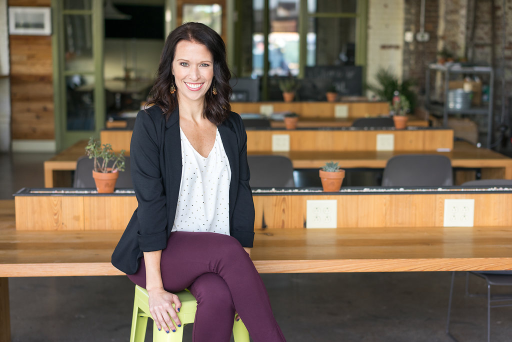 Hilary Johnson - Coach and Mentor to Women Entrepreneurs