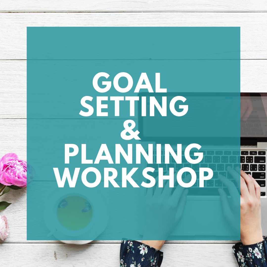 Goal Setting Workshop for Entrepreneurs