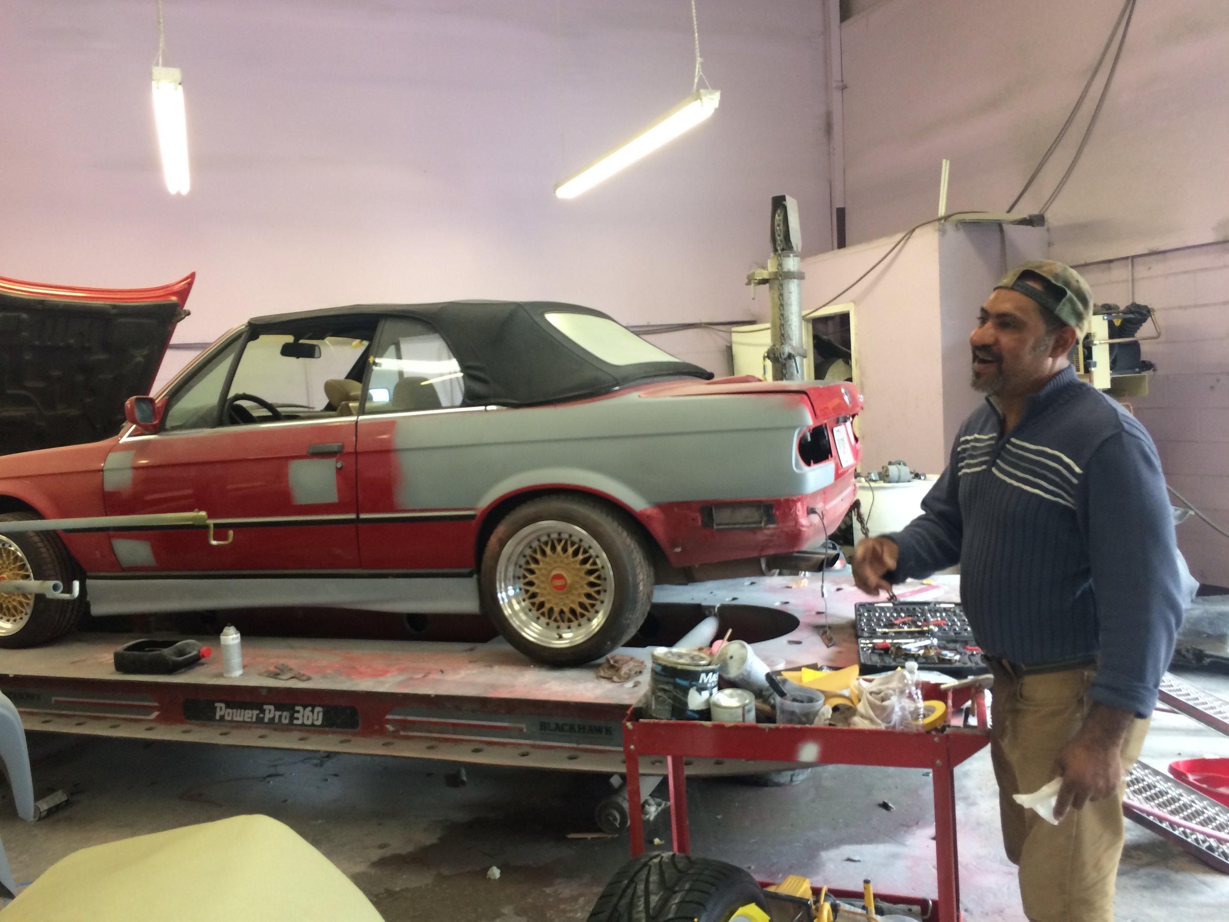 BMW Bodykit 1