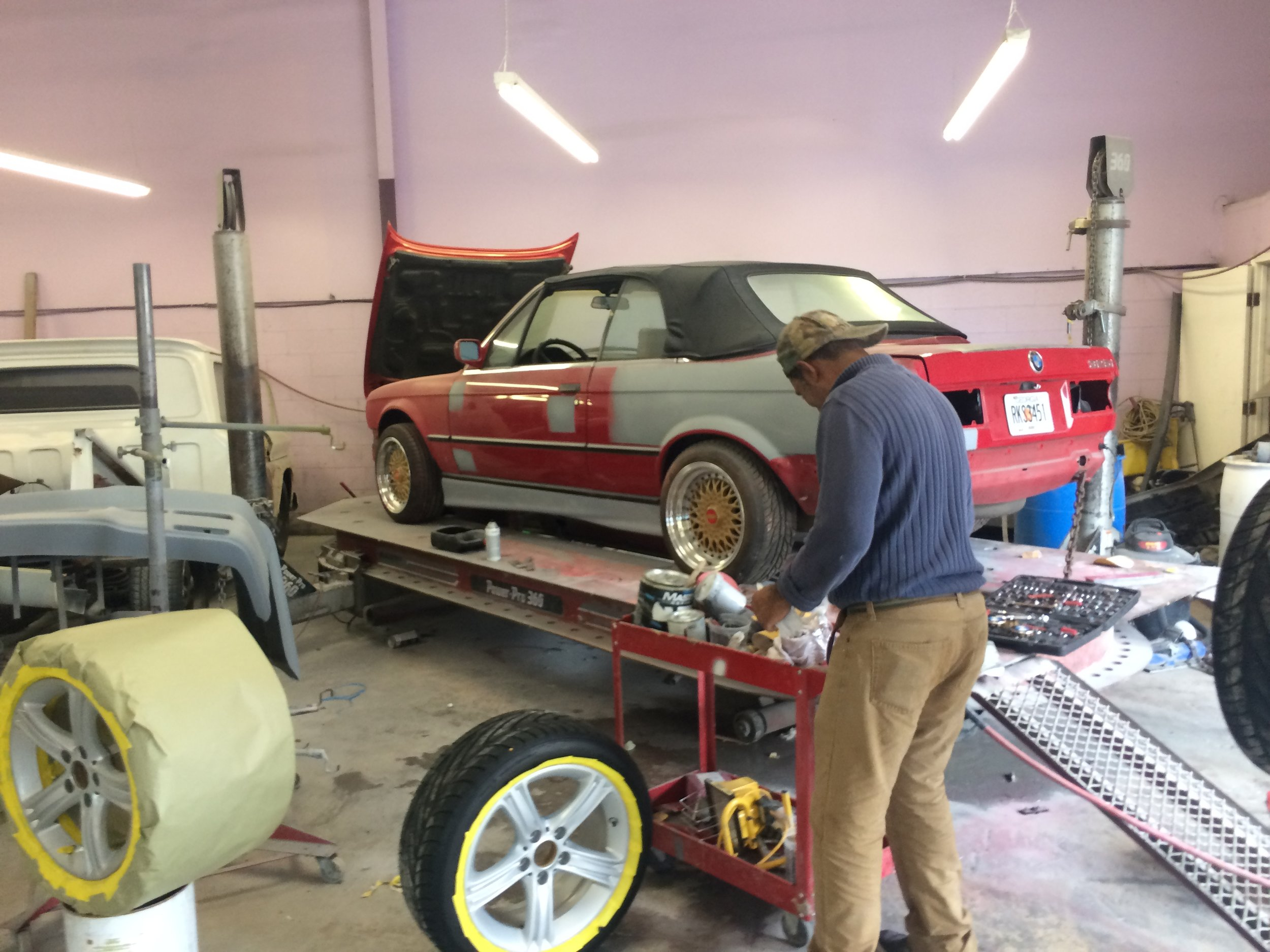BMW Bodykit 2