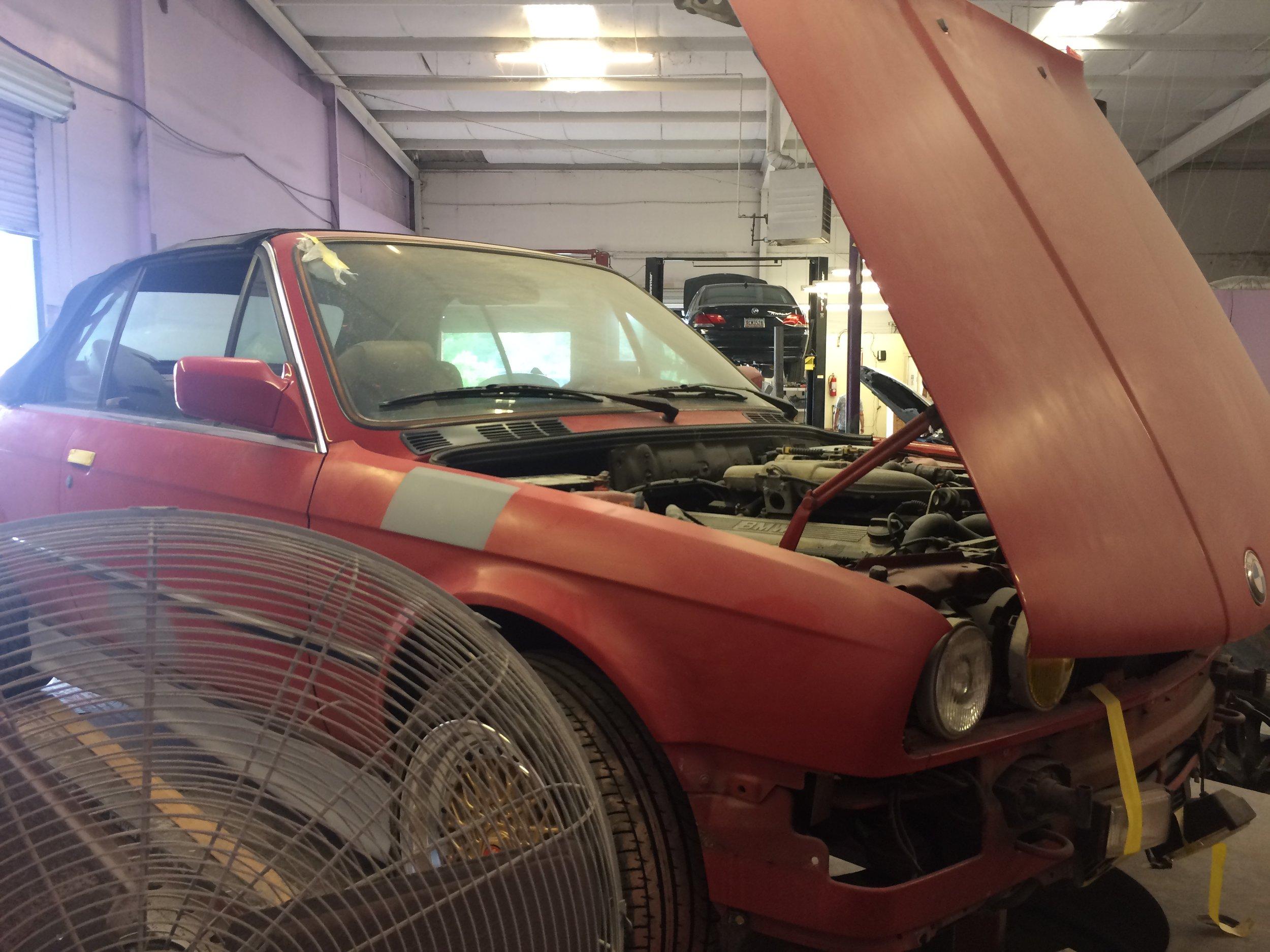 BMW Bodykit 7