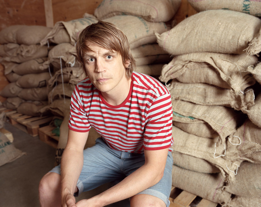 Heart Coffee Founder, Wille Yli-Luoma. Image:  Neil DaCosta