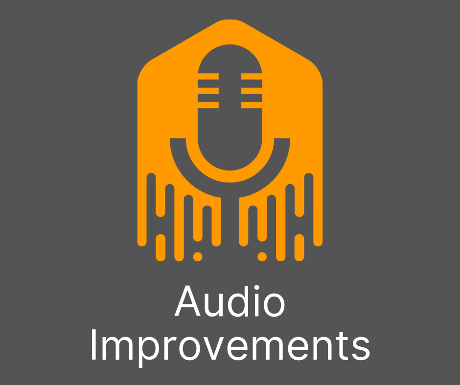 Audio improvements and enhancements that will give your podcast the polished, professional sound you need!    The DIY aspect of podcasts is great, but your content should never be overshadowed by poor audio. Podcast Polisher uses tools such as noise reduction, EQ, compression, gates, and more to maximize your audio's quality.    Browse through Podcast Polisher's audio improvement samples, then head on to the order page. Fill out a quick (very quick) form and your audio improvements will be on their way! Podcast Polisher delivers the enhanced audio files in high quality WAV or MP3 formats. Click  here  or the image above to get started!