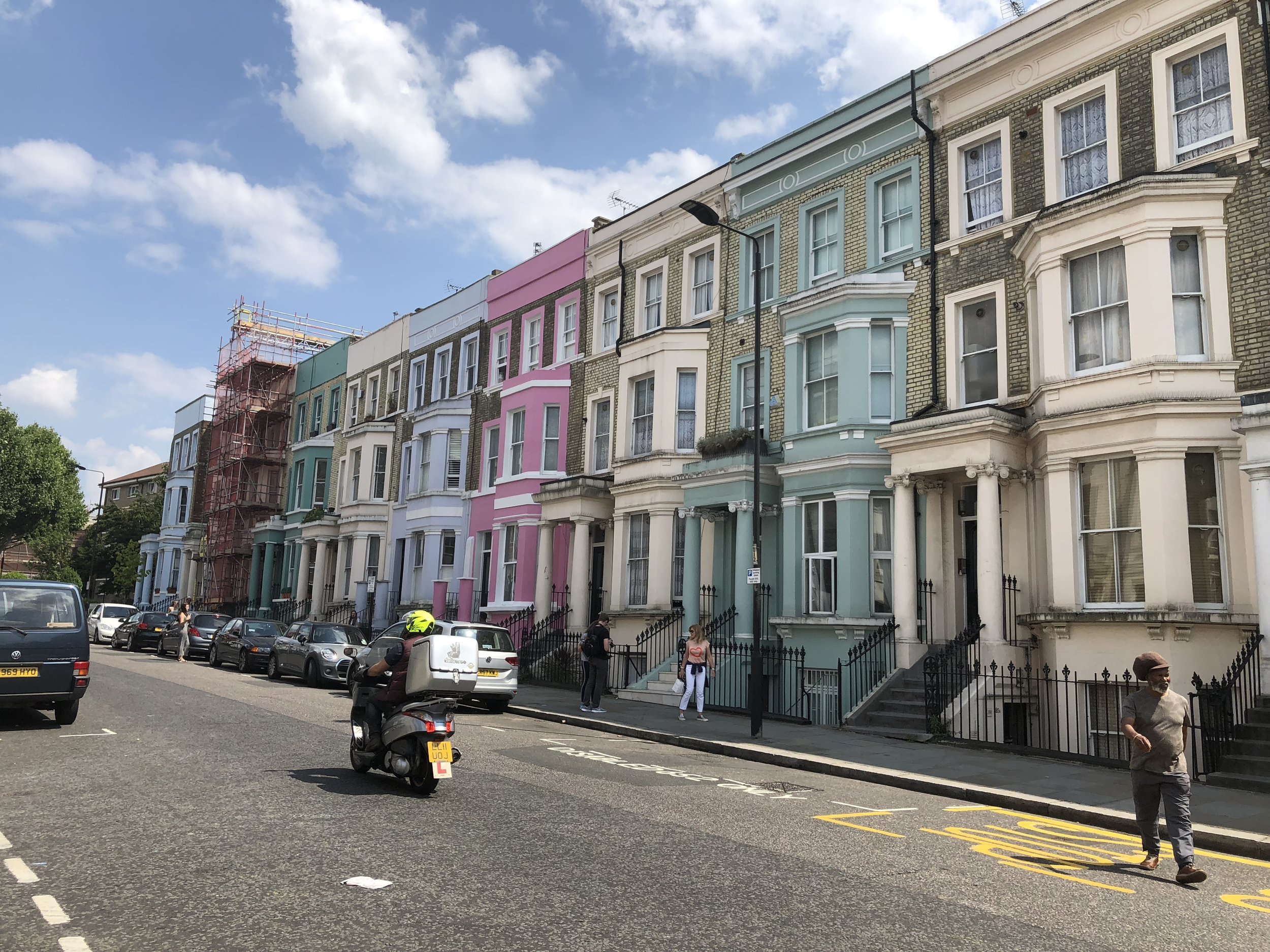 Westbourne Park Rd, Notting Hill