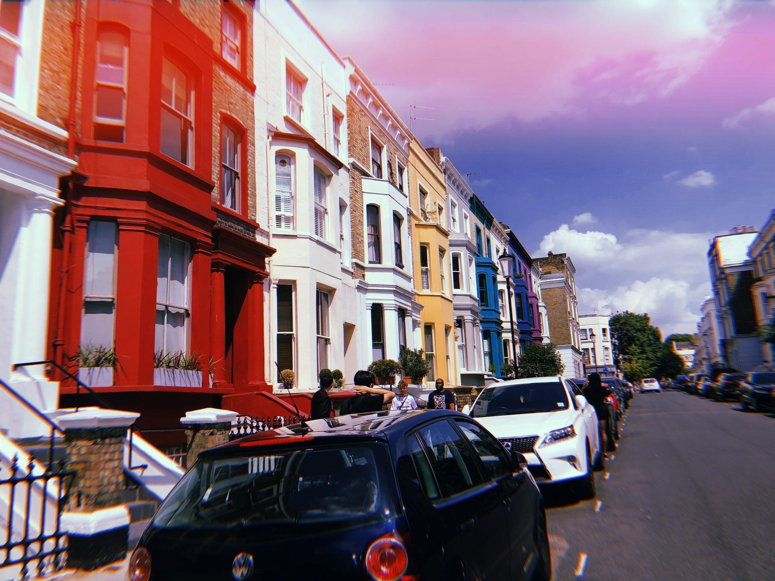 Lancaster Rd, Notting Hill