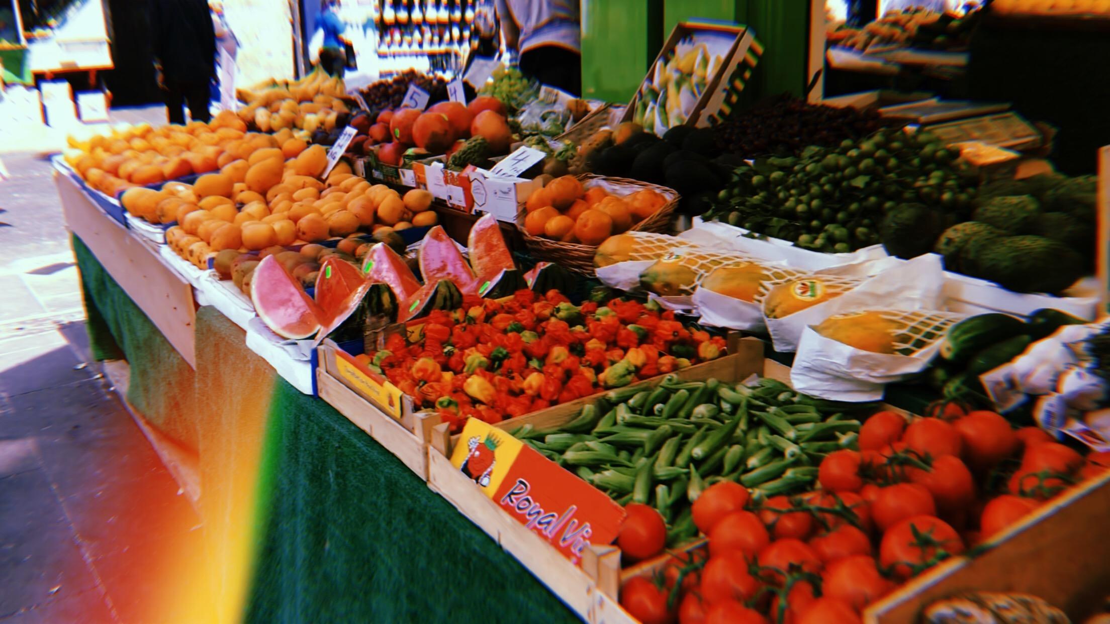 Fresh Fruit Galore