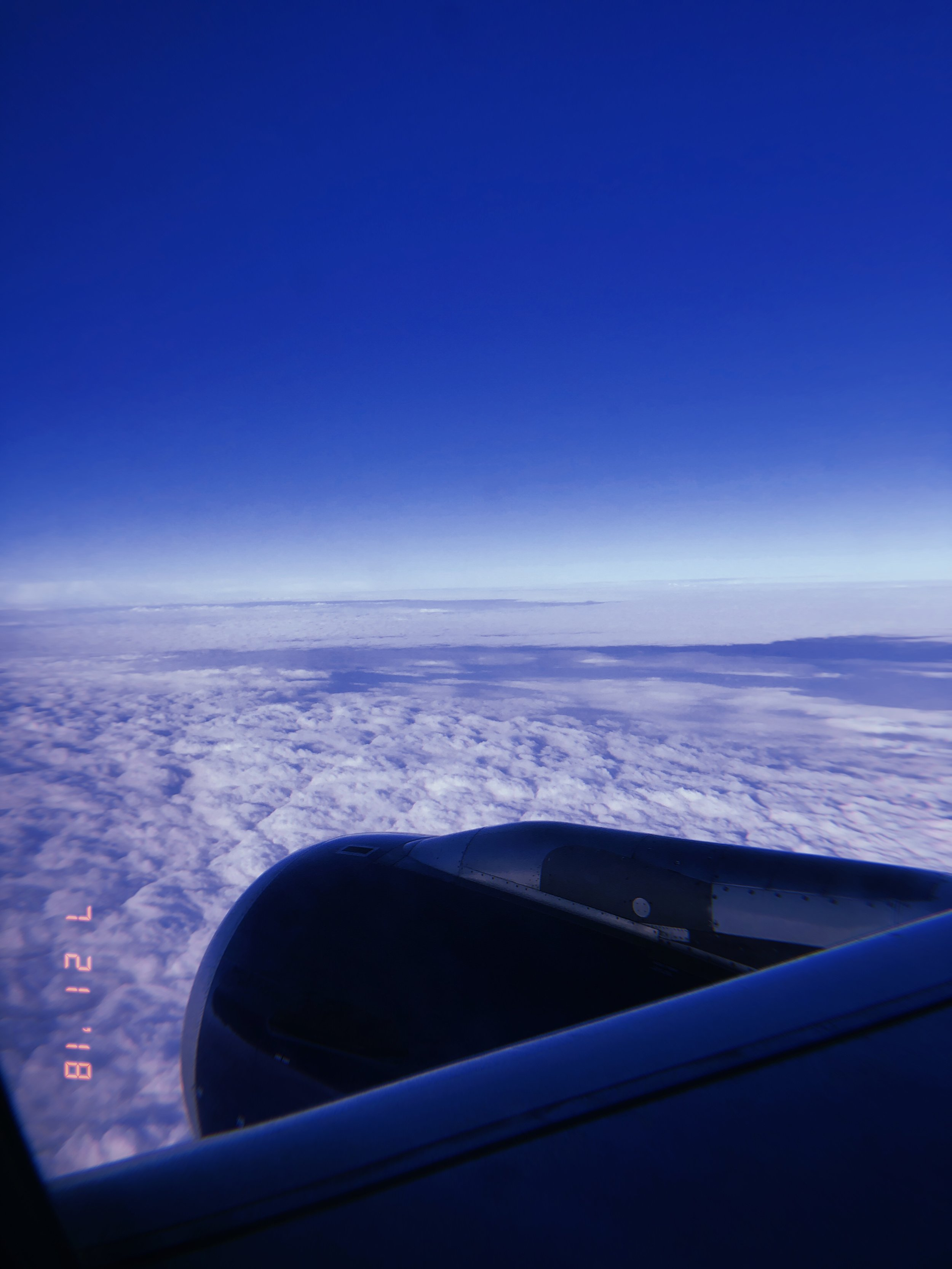 Somewhere Over the Clouds