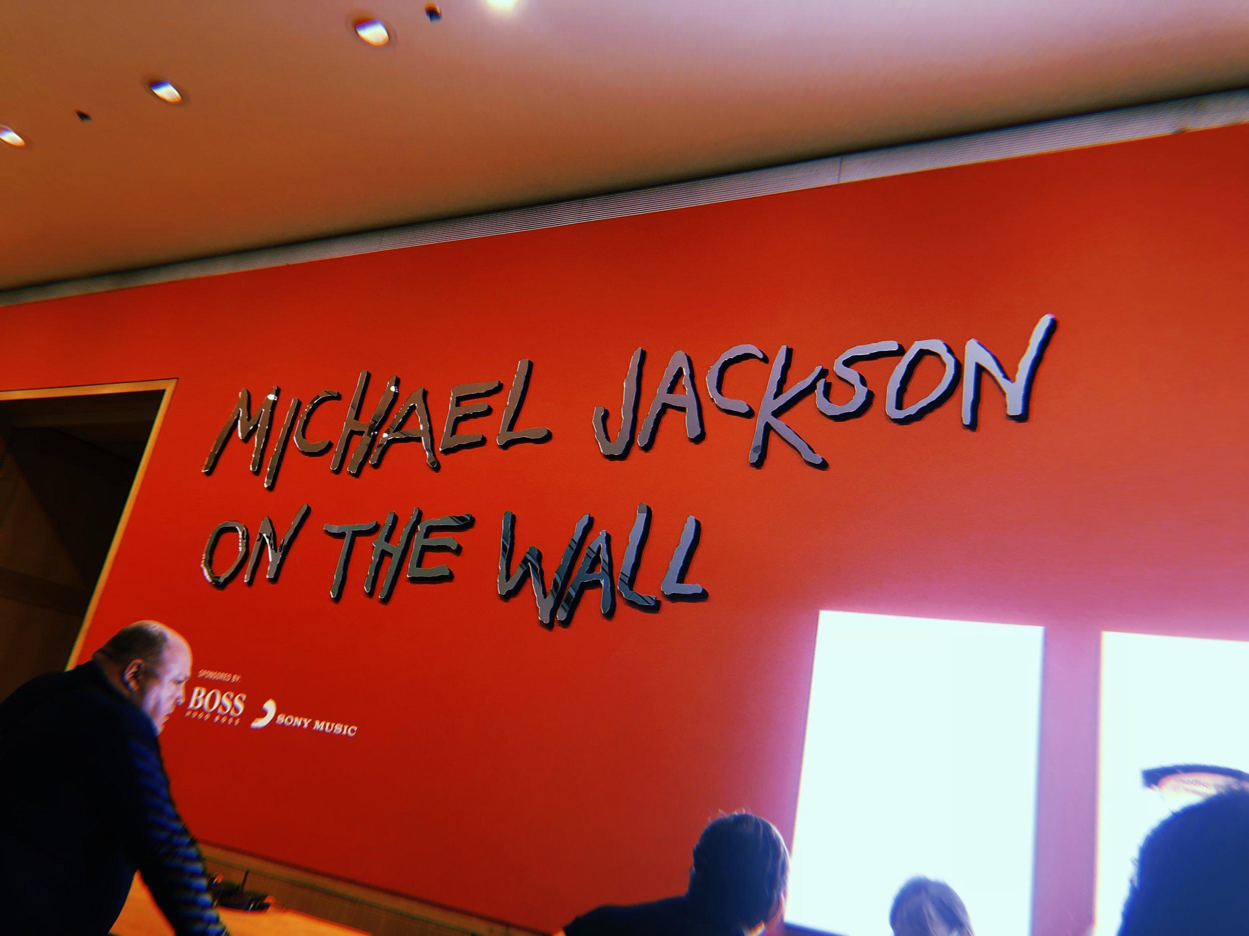 National Portrait Gallery-Michael Jackson Exhibit