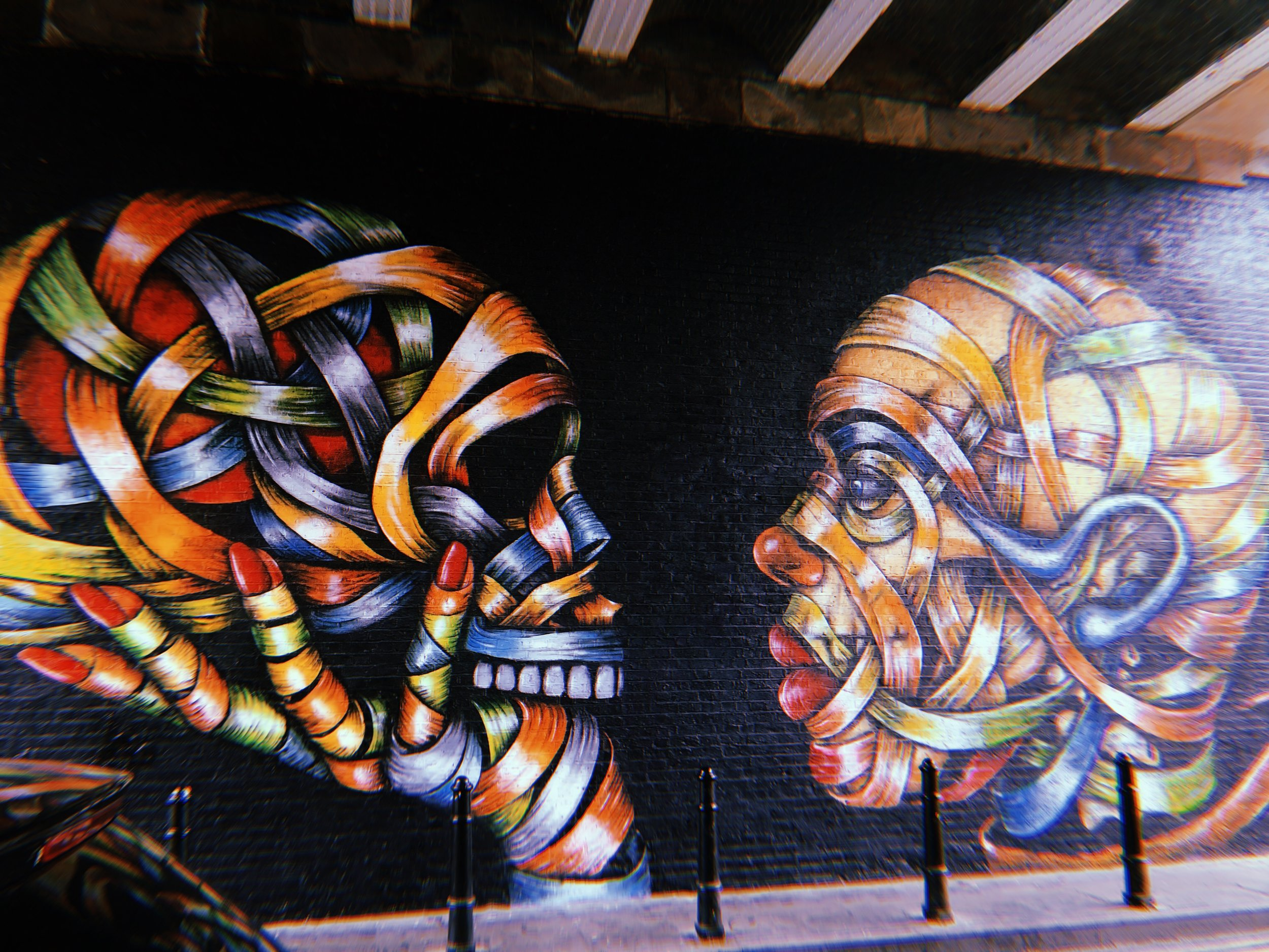 Shoreditch- Look me Dead in my Face