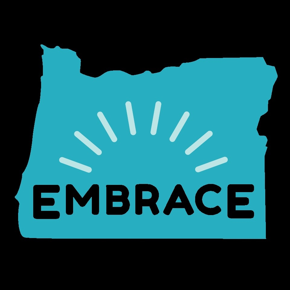 Embrace oregon - Embrace Oregon connects caring community members with vulnerable children and families in partnership with the Department of Human Services. We are dedicated to the flourishing of every child.