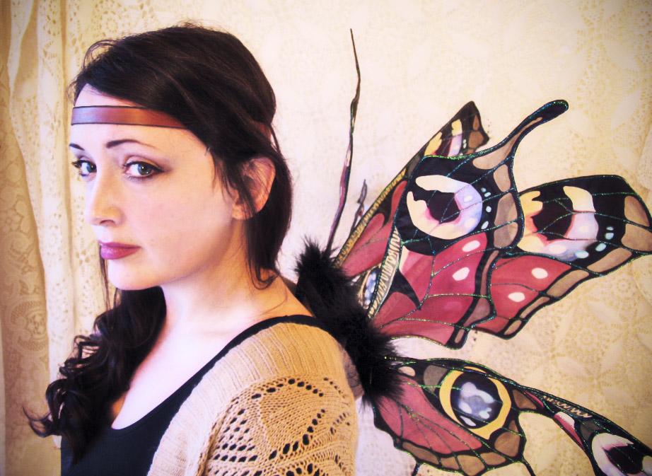 peacock butterfly wings1.JPG