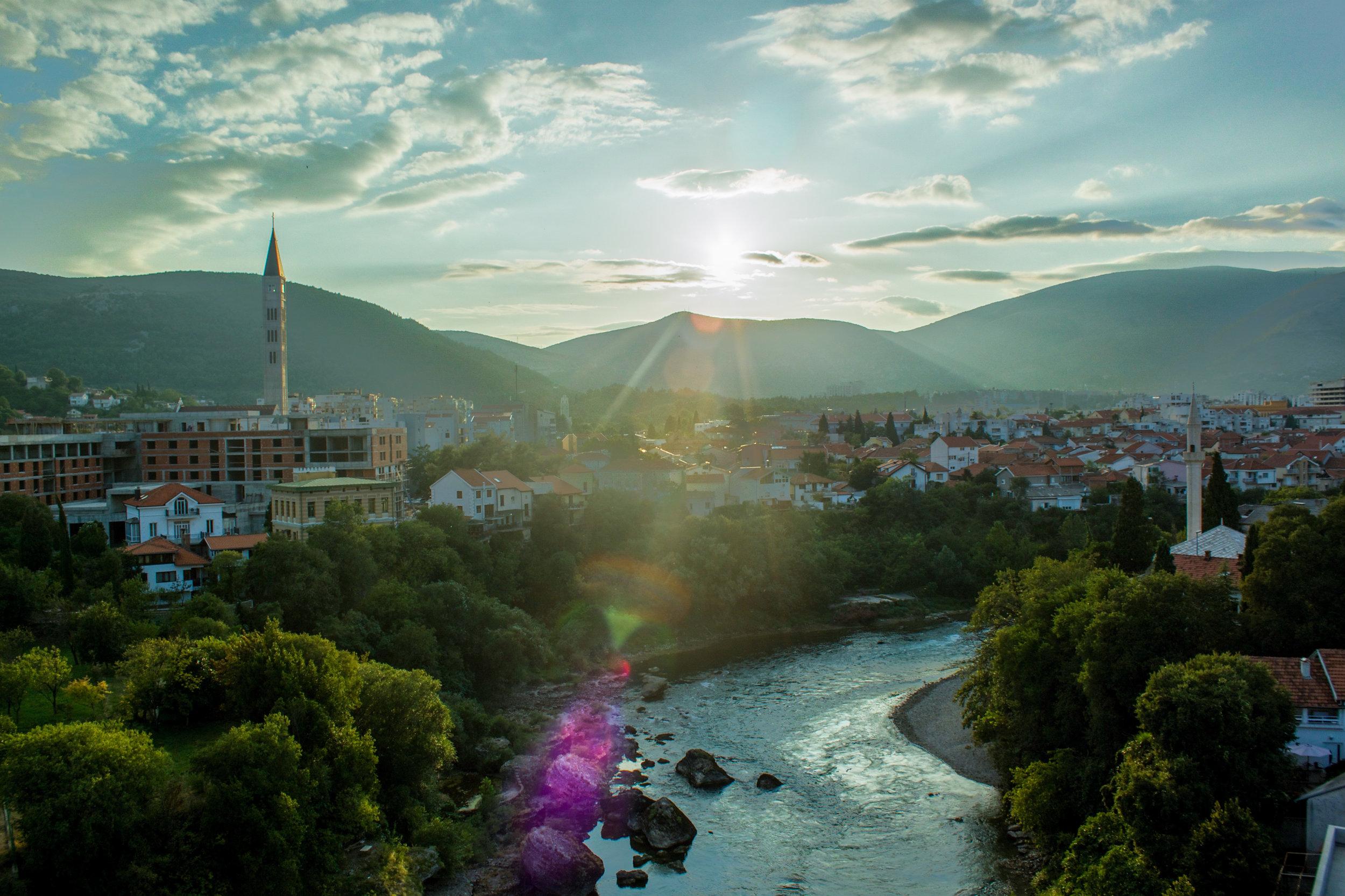 MOSTAR, BOSNIA & HERZEGOVINA