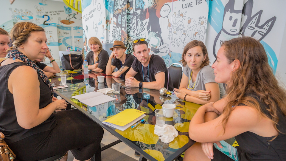 Photo courtesy of 7in7 Digital Nomad Conference