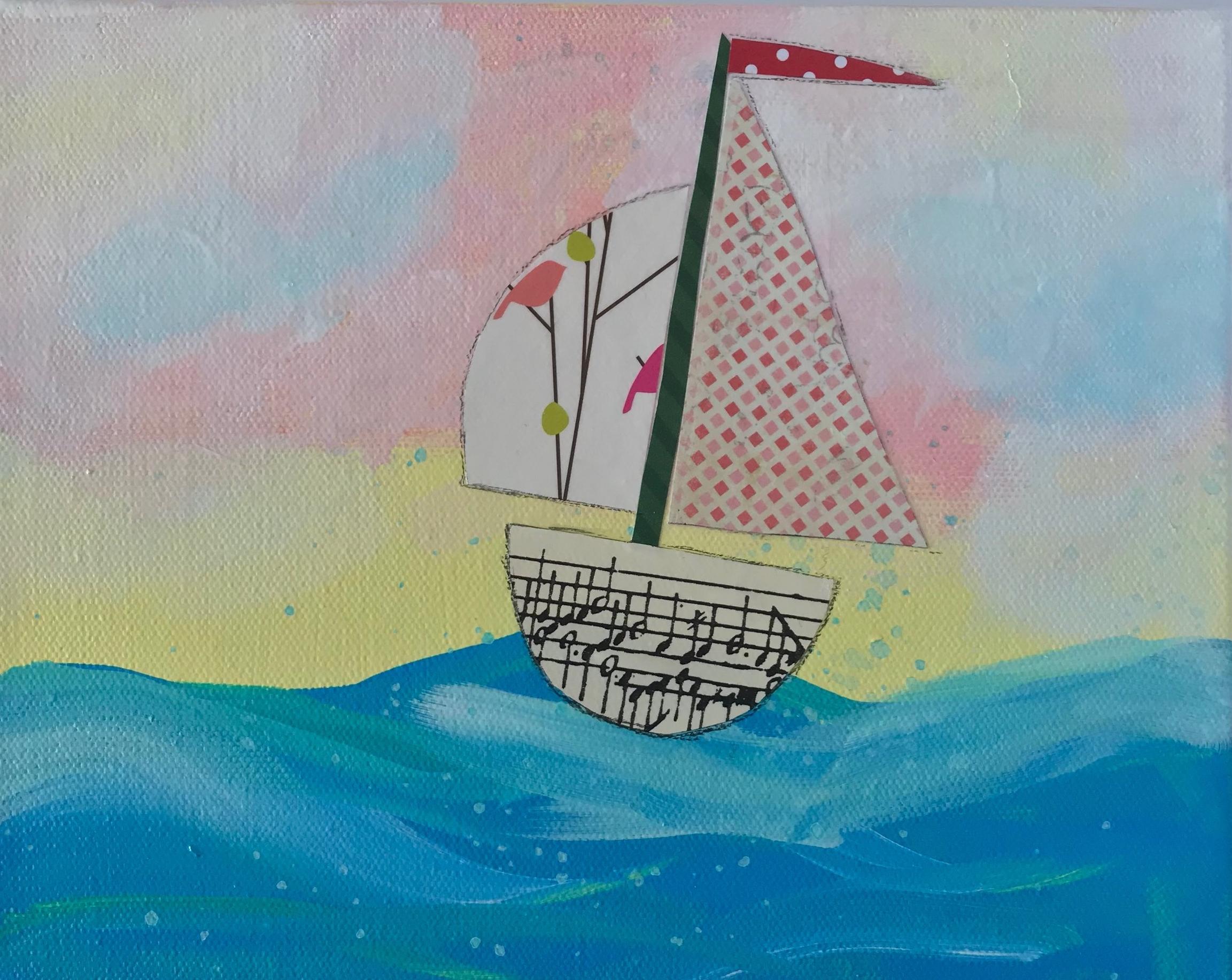 Bird Song Boat